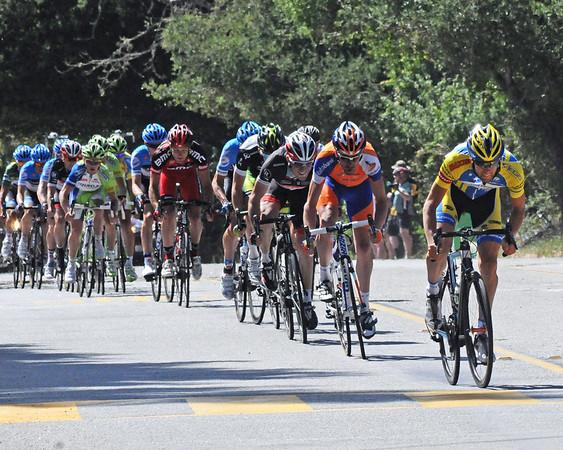 Amgen Tour of California Bike Race 5-14-2012